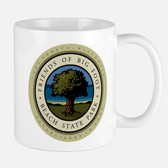 Friends of Big Foot Beach Mug