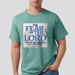 Fear of the Lord Ash Grey T-Shirt