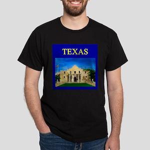 ilove texas texans Dark T-Shirt