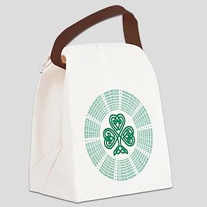 Dorchester, MA Celtic Canvas Lunch Bag