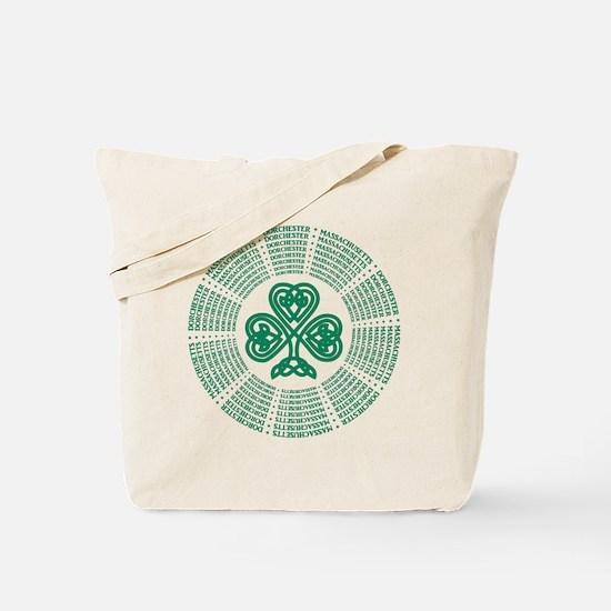 Dorchester, MA Celtic Tote Bag