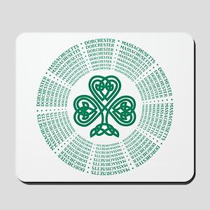 Dorchester, MA Celtic Mousepad