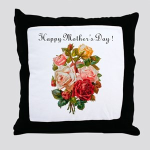 """""""Mother's Day"""" Throw Pillow"""