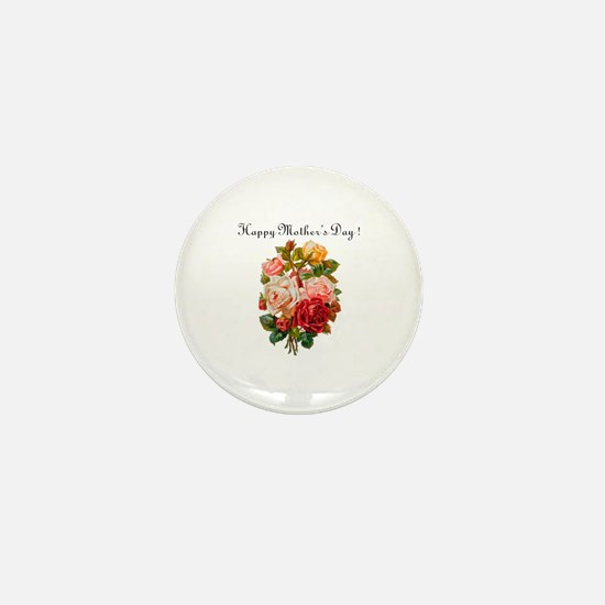 """""""Mother's Day"""" Mini Button"""