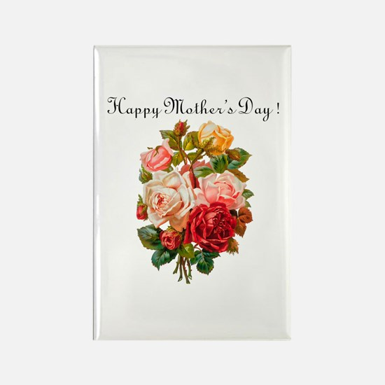 """""""Mother's Day"""" Rectangle Magnet (100 pac"""