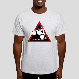 BAJA BUG WHEELIES Danger T-Shirt