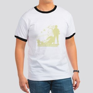 A Faithful Soldier Ringer T