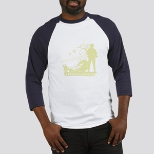A Faithful Soldier Baseball Jersey