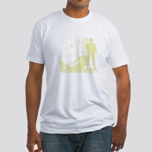 A Faithful Soldier Fitted T-Shirt