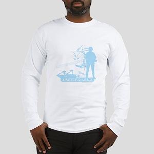 A Faithful Sailor Long Sleeve T-Shirt