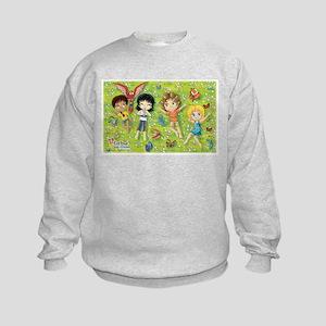 Girls Day Out Kids Sweatshirt