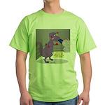 T-Rex Boxing Green T-Shirt