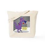 T-Rex Boxing Tote Bag