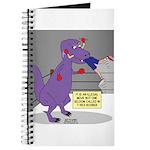 T-Rex Boxing Journal