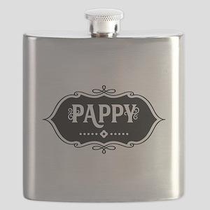 Pappy Emblem Flask