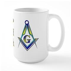 Masonic PHA Large Mug