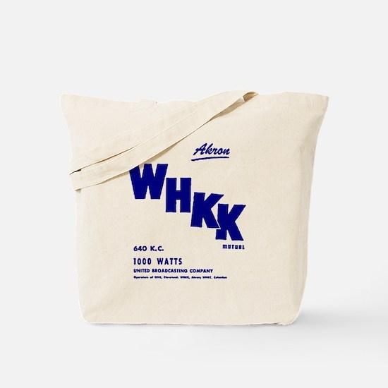 WHKK 640 Tote Bag