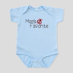 Mom's Favorite Kid Infant Bodysuit