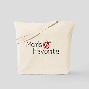 Mom's Favorite Kid Tote Bag