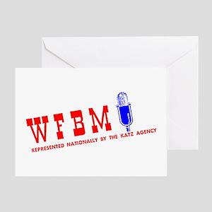 WFBM 1260 Greeting Card