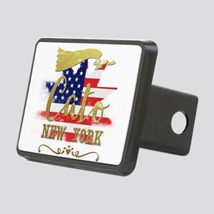 Cato New York Rectangular Hitch Cover