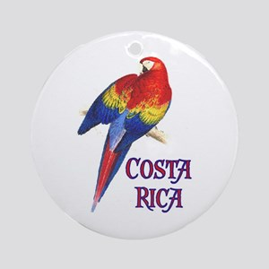 COSTA RICA II Ornament (Round)