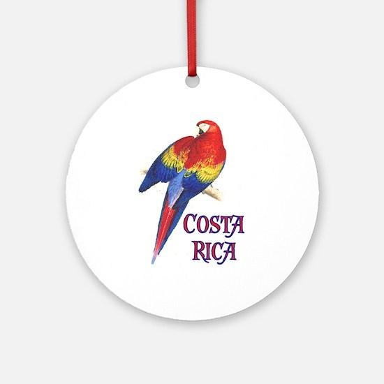 COSTA RICA II Ornament (Round)