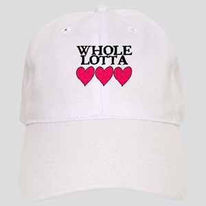 WHOLE LOTTA LOVE (HEARTS) Cap