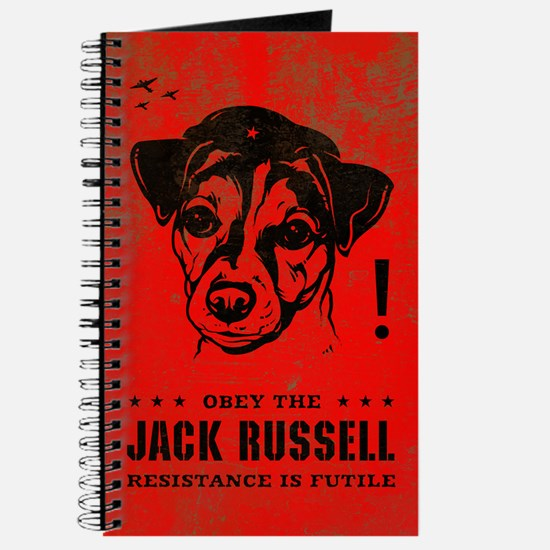 Obey the Jack Russell! JRT Revolution Journal