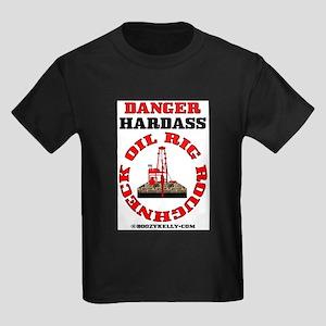 Hardass Roughneck Kids Dark T-Shirt