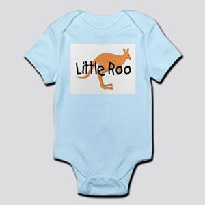 LITTLE ROO - BROWN ROO Infant Bodysuit