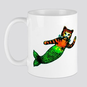 MERMAID KITTY Mug