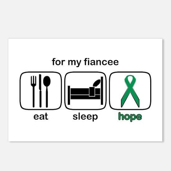 Fiancee ESHope Kidney Postcards (Package of 8)