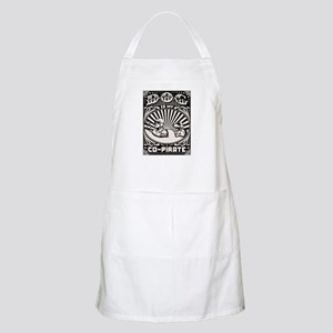Dog is My Co-Pirate BBQ Apron