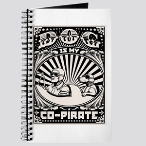 Dog is My Co-Pirate Journal