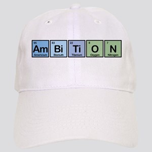 Ambition Made of Elements Cap