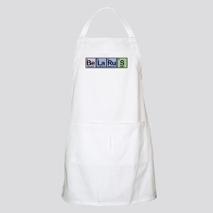 Belarus Made of Elements BBQ Apron