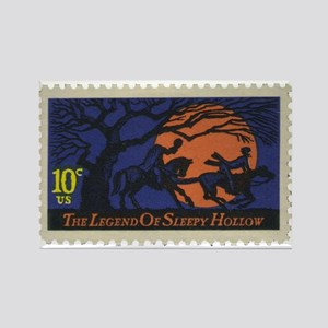 Sleepy Hollow Rectangle Magnet
