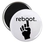 "Reboot 2.25"" Magnet (10 pack)"