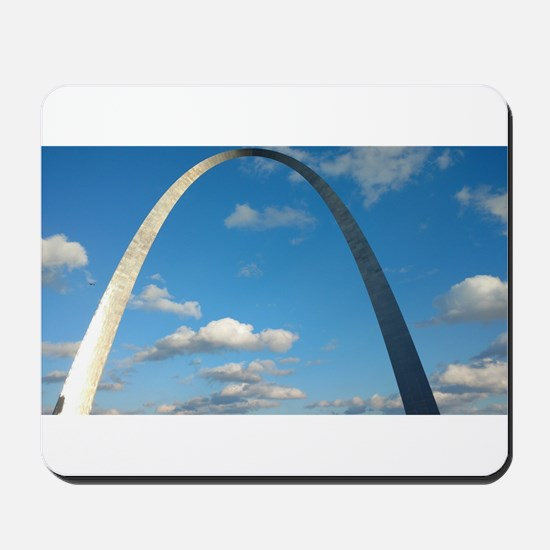 St Louis Arch Mousepad