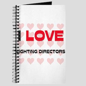 I LOVE LIGHTING DIRECTORS Journal