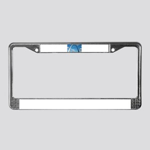 St Louis Arch License Plate Frame