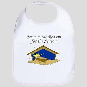 """Jesus is the Reason"" Bib"