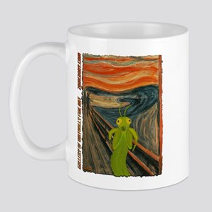 Screaming Mantid Mug