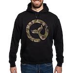 Moby Dick Logo - Army Camo Sweatshirt