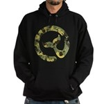 Moby Dick Logo - Navy Camo Sweatshirt