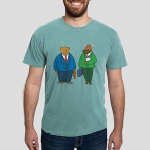 Sensible Bull and Bear Women's Dark T-Shirt