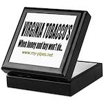 Virginia Tobacco's Keepsake Box