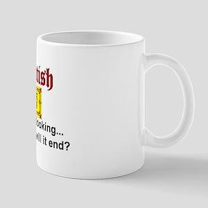 Good Looking Scottish Mug
