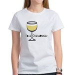 Chardonnay Drinker Women's T-Shirt